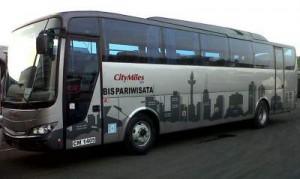 Bus Pariwisata City Miles – Sewa Bus Pariwisata City Miles