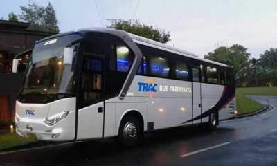 Bus Pariwisata TRAC – Sewa Bus Pariwisata TRAC