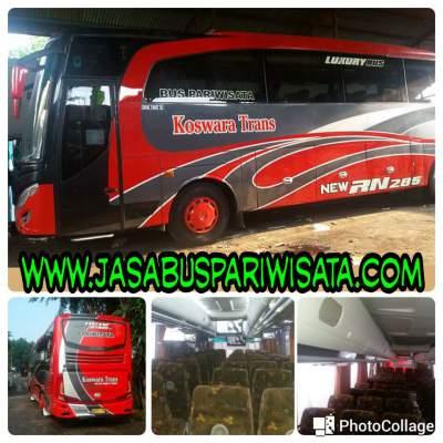Bus Pariwisata Koswara Trans – Sewa Bus Pariwisata Koswara Trans