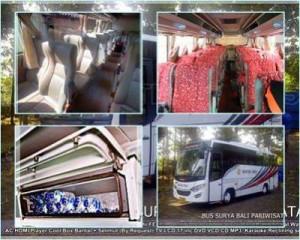 Bus Pariwisata Surya Bali – Sewa Bus Pariwisata Surya Bali