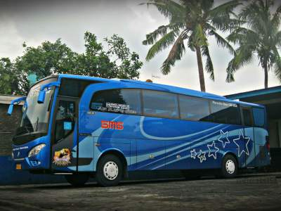Bus Pariwisata GMS – Sewa Bus Pariwisata GMS