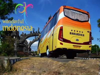 Bus Pariwisata Bhaladika – Sewa Bus Pariwisata Bhaladika