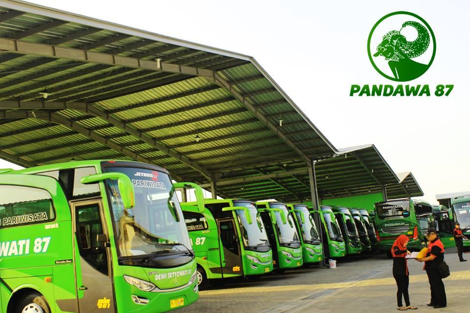 Sewa Bus Pandawa
