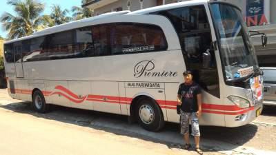 Rental Bus Pariwisata Murah Jakarta – AJB Tour & Trans