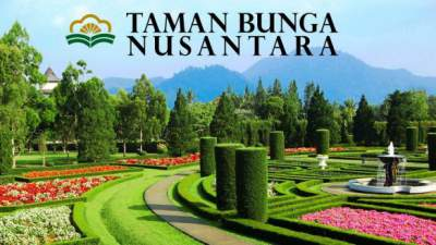 Taman Bunga Nusantara Cianjur Untuk Alternatif Liburan Bersama Keluarga