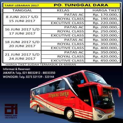 jasabuspariwisata-tiket-bus-tunggal-dara-mudik-lebaran-2017-tarif