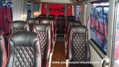 jasabuspariwisata-bus-pariwisata-mitra-rahayu-hino-dutro-interior