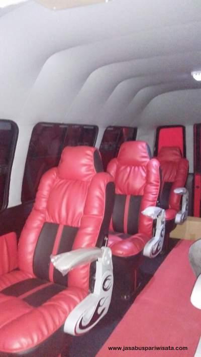 jasabuspariwisata-bus-pariwisata-mitra-rahayu-mitsubishi-l-300-interior