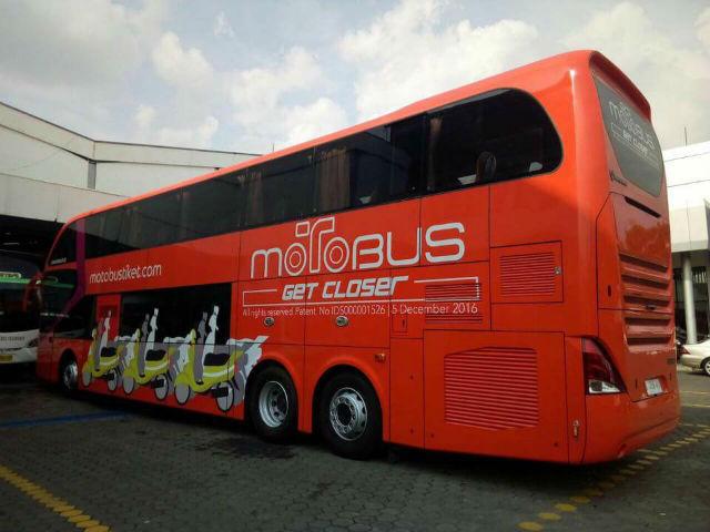 MotoBus, Motor Naik Bus 2