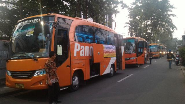 Sewa Bus Pariwisata Mampang Prapatan
